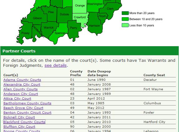 Find A Court S Calendar